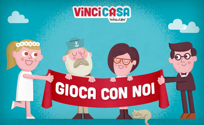 VinciCasa nuova campagna on air